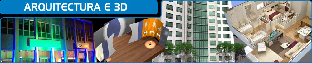 Arquitectura e 3D